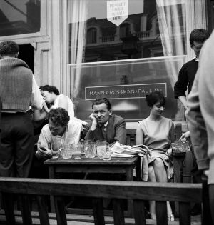 Lost in Thought, Anglesea Free House, London. 1955