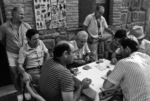 Piediluco, Italy. 1995