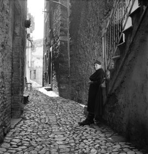 The Sentinel, Italy. 1961
