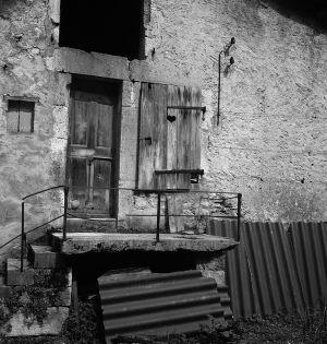 Harmony, Farm House, Italy. 1958